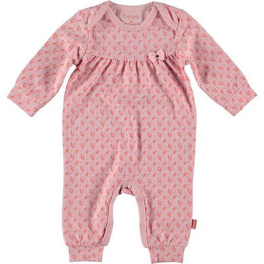 BESS Schlafanzug »Baby Schlafanzug für Mädchen«