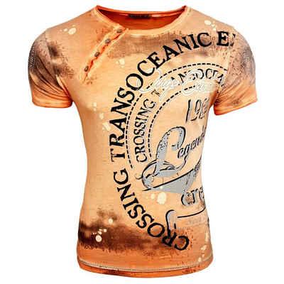 info for fa7e6 01dfd T-Shirts mit Knopfleiste in großen Größen online kaufen   OTTO