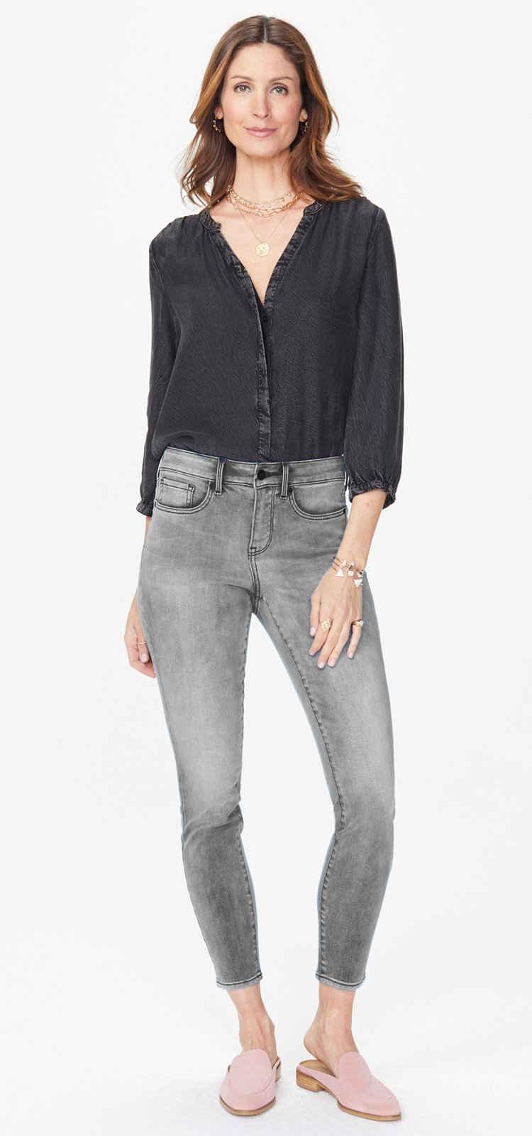 NYDJ Skinny-fit-Jeans »in Premium Denim« Amy Skinny
