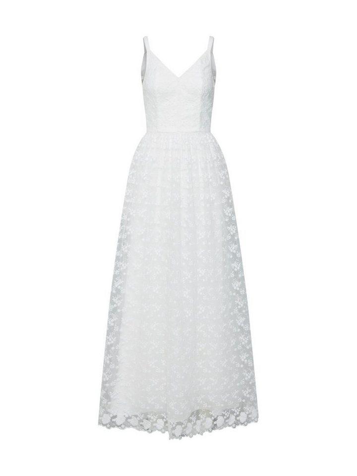 Damen Chi Chi London Maxikleid Spitze weiß | 05053190161124