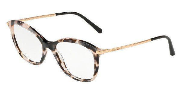 DOLCE & GABBANA Damen Brille »DG3299«