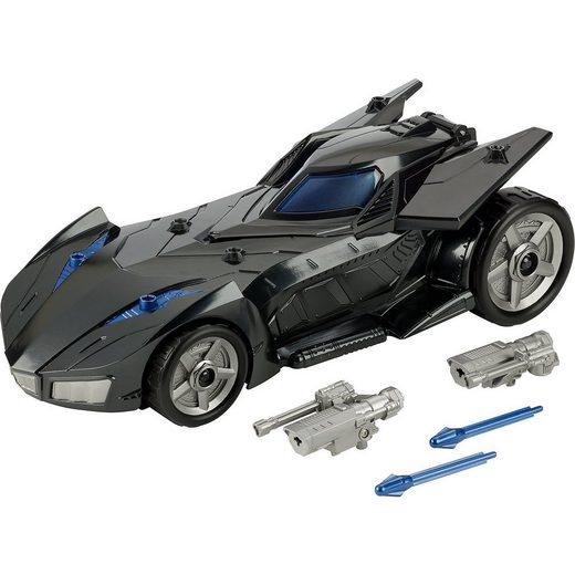 Mattel® DC Batman Missions Batmobil mit Abschussvorrichtung (für 30