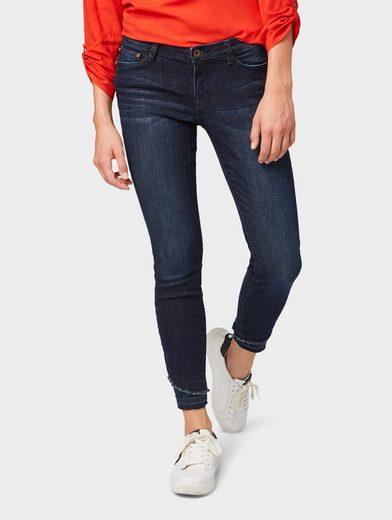 TOM TAILOR Denim Skinny-fit-Jeans »Jona Extra Skinny Ankle Jeans«