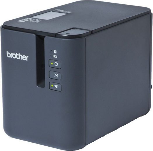 Brother Beschriftungsgerät »P-touch P900W PC USB Profi Beschriftungsgerät«