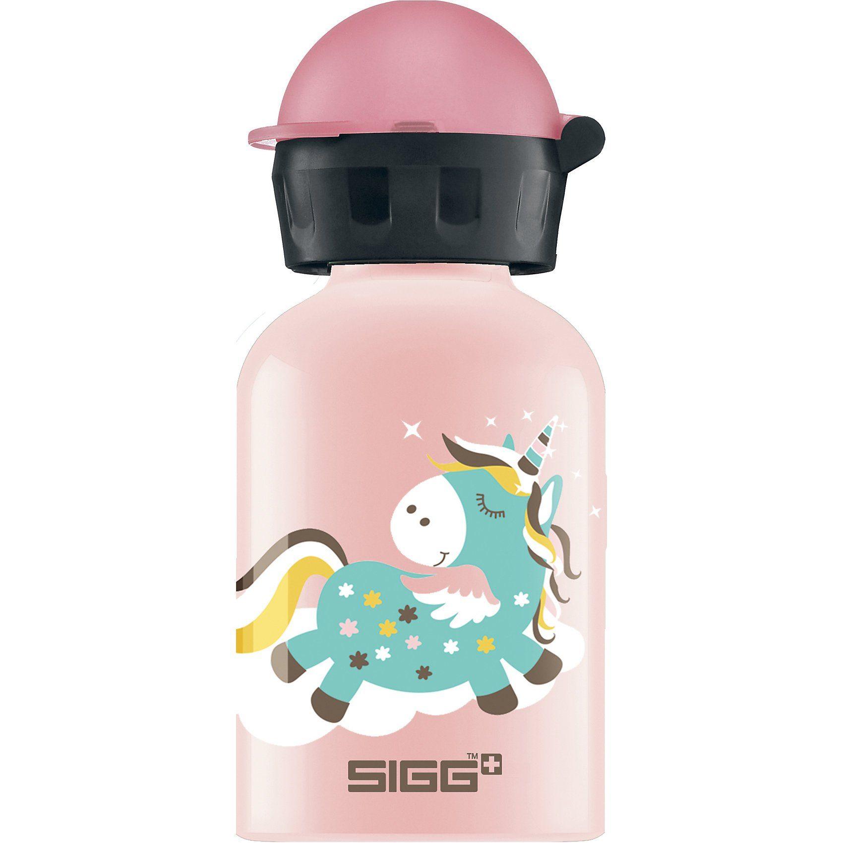 Sigg Alu-Trinkflasche Fairycon, 300 ml