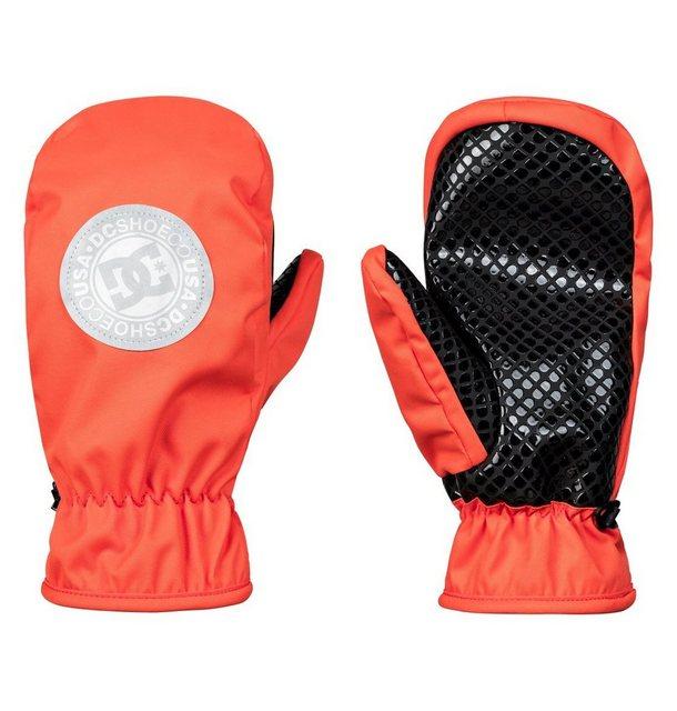 DC Shoes Ski-/Snowboardfäustlinge »Shelter« | Accessoires > Handschuhe > Fäustlinge | Orange | Polyester | DC Shoes