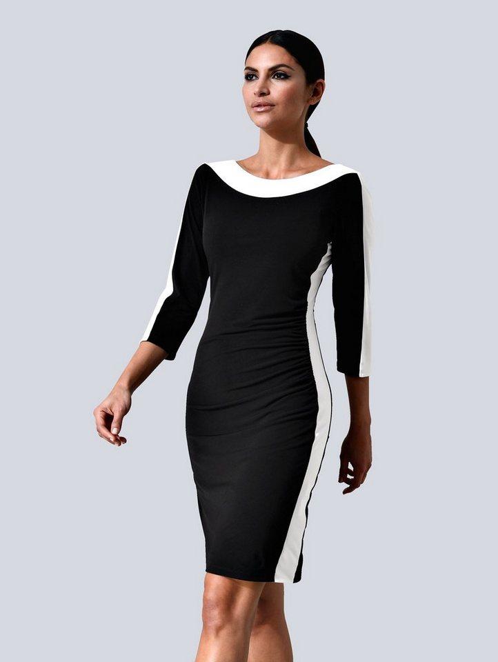 3bf1fc245051 Alba Moda Kleid mit leichten Raffungen in Taillenhöhe online kaufen | OTTO