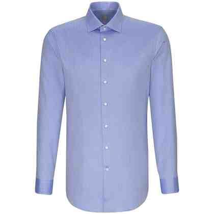 Jacques Britt Businesshemd »Custom Fit« Kent-Kragen