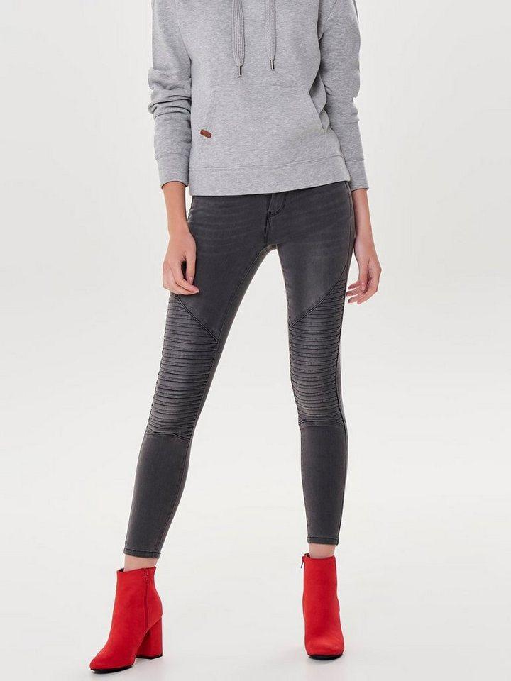 Only Royal Reg Biker Skinny Fit Jeans kaufen   OTTO d5bd638cfe