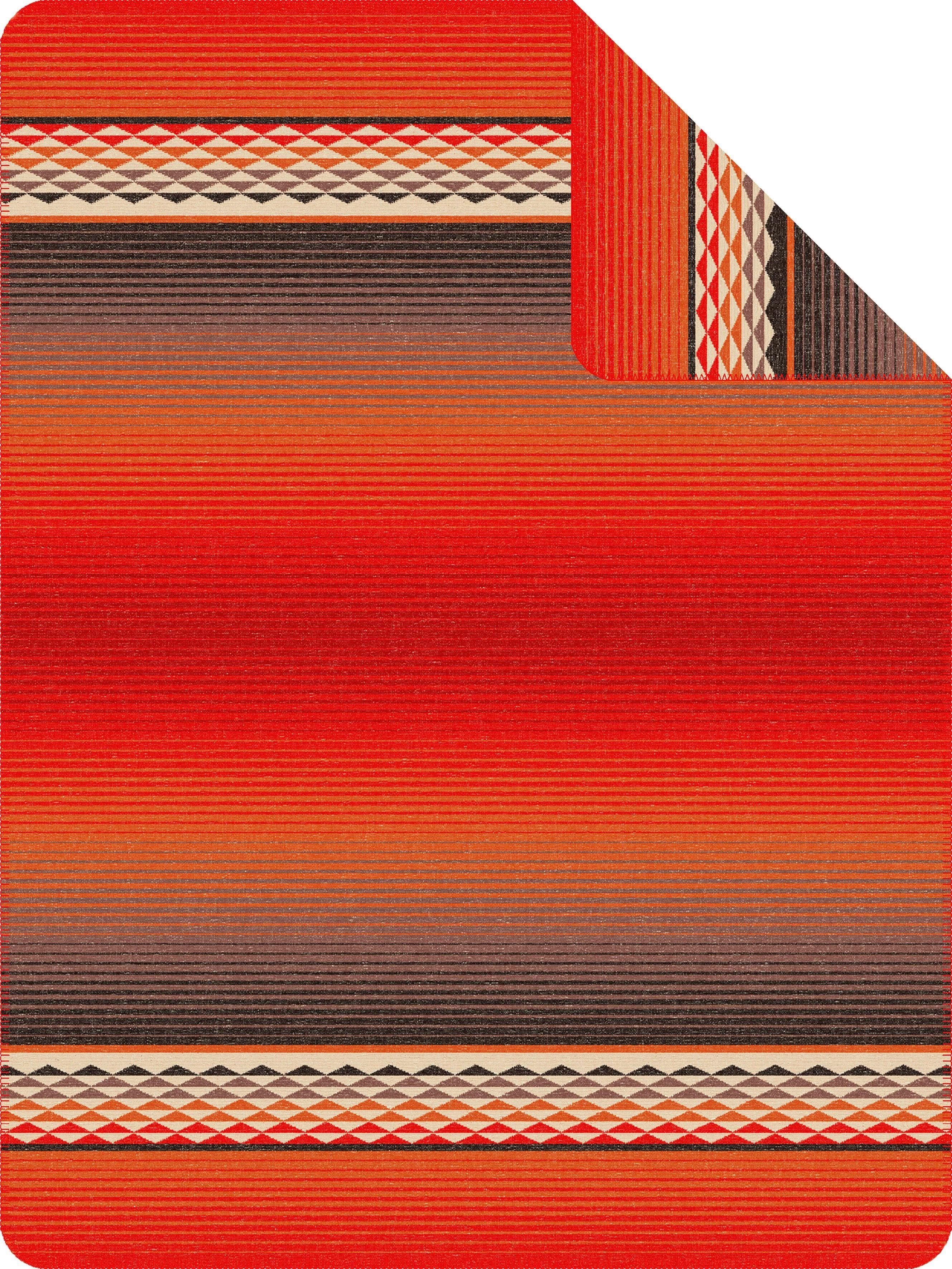 Wohndecke »Bunbury«, IBENA, mit Streifen und Muster