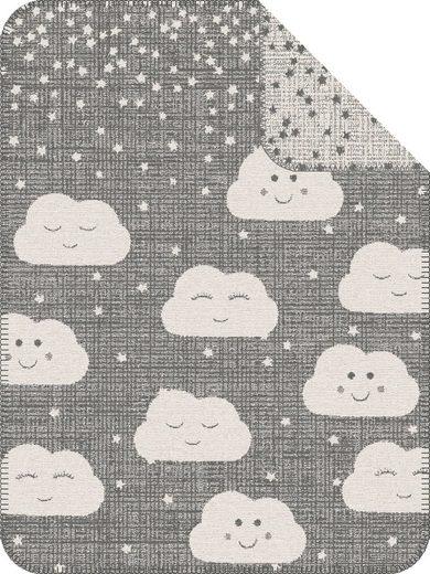 Kinderdecke »Clouds«, s.Oliver, mit Wolken und Sternen