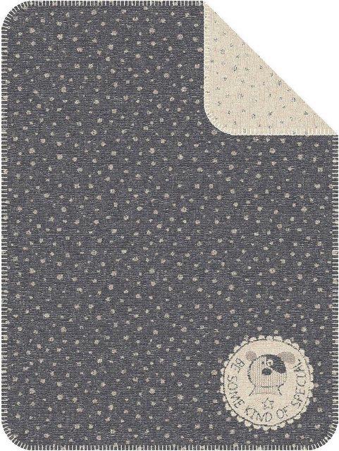 Kinderdecke »Faxe«, IBENA, mit einem Hund | Kinderzimmer > Textilien für Kinder > Kinderbettwäsche | IBENA