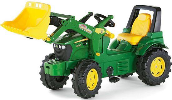 rolly toys® Trettraktor »rollyFarmtrac JD 7930«, mit Frontlader