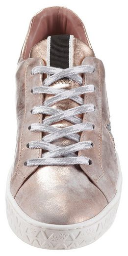 Arizona Plateausneaker Metallic Im Arizona Plateausneaker look pwEdqw