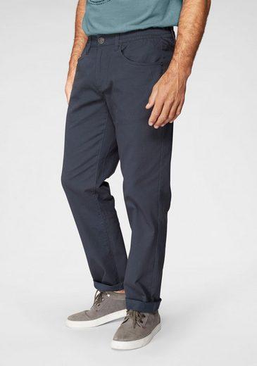 Man's World Dehnbund-Hose Stretchhose mit Dehnbund