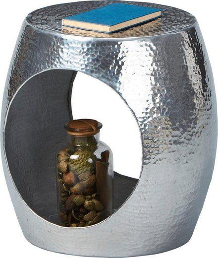 INOSIGN Couchtisch »Agra«, aus Aluminium