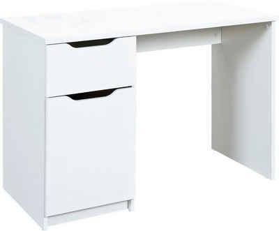 Kleiner Wei Er Schreibtisch , Schreibtische & Pulte Online Kaufen