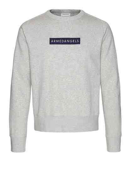 Armedangels Sweater »Bay ARMEDANGELS« Zertifizierung: GOTS, organic, CERES-008