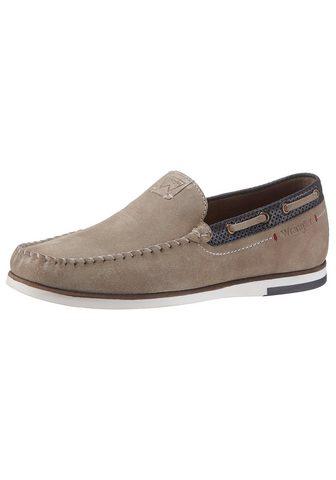 WRANGLER Mokasinų tipo batai »Sharky«