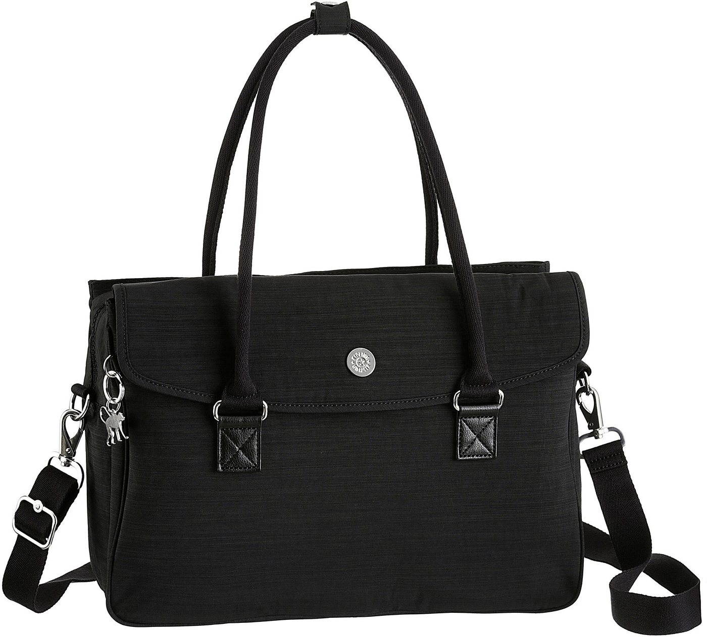 KIPLING Businesstasche »SUPERWORK S«, mit 13-Zoll Laptopfach   Taschen > Businesstaschen > Aktentaschen   Schwarz   KIPLING