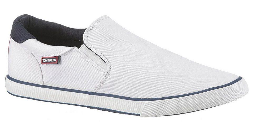 size 40 41d30 de4ae TOM TAILOR Slip-On Sneaker mit seitlichen Stretcheinsätzen online kaufen |  OTTO