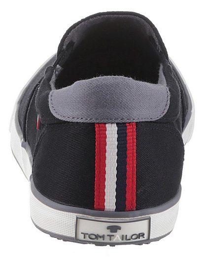 Mit Tom on Sneaker Seitlichen Slip Stretcheinsätzen Tailor rHEqwIprx