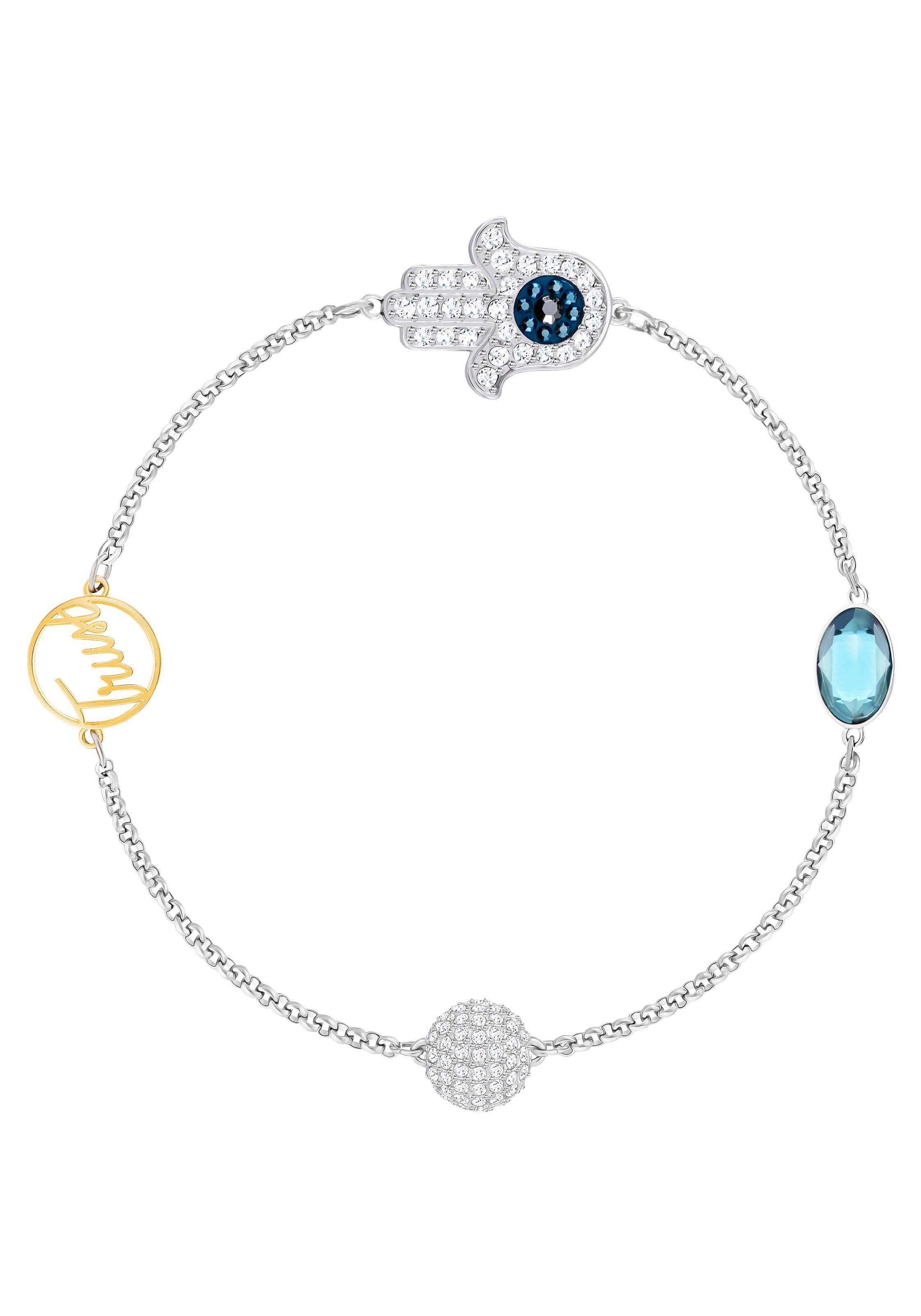 Swarovski Armband »5421435« mit Swarovski® Kristallen