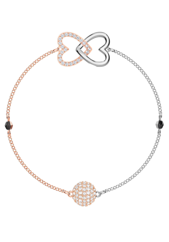 Swarovski Armband »5451098« mit Swarovski® Kristallen