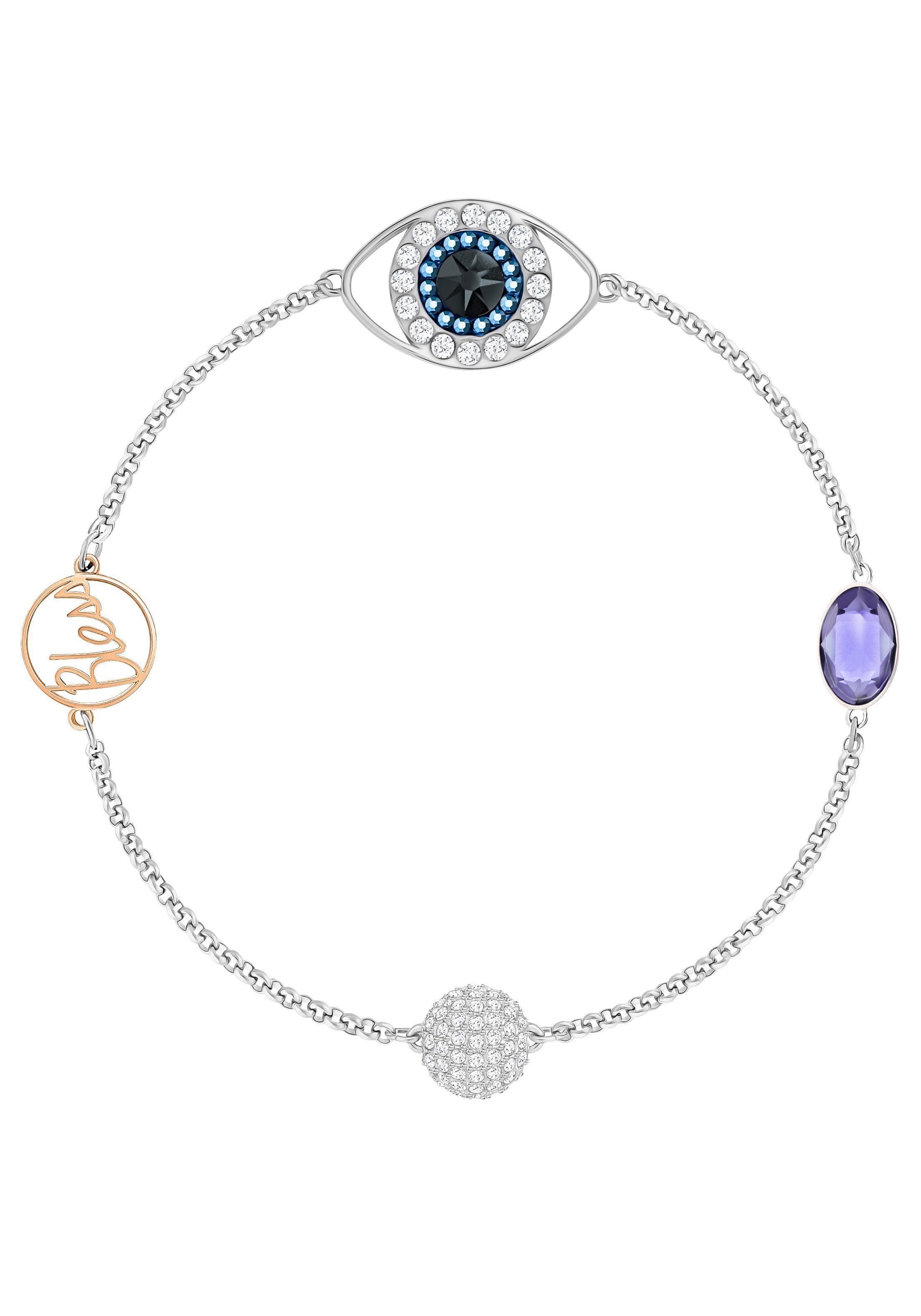 Swarovski Armband »5421438« mit Swarovski® Kristallen