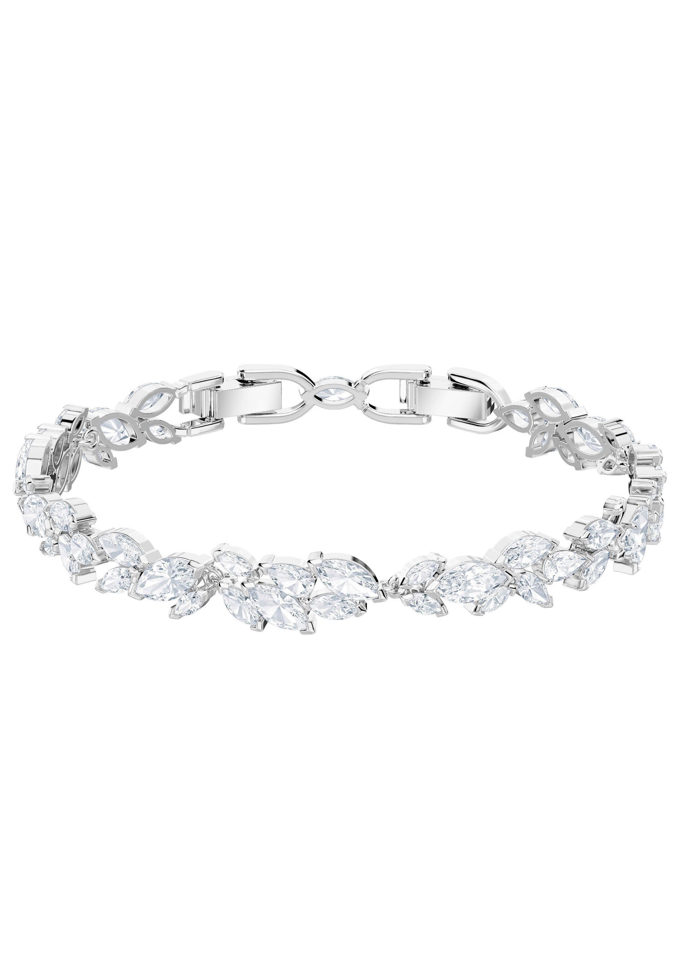 Swarovski Armband »Louison Armband, 5419244« mit Swarovski® Kristallen