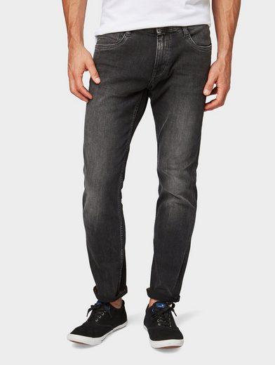 TOM TAILOR Slim-fit-Jeans »Josh Regular Slim Jeans«