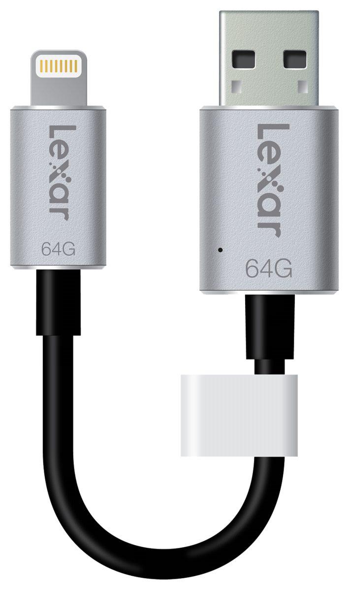 Lexar USB-Stick »JumpDrive USB 3.0 64GB C25i Mobile«