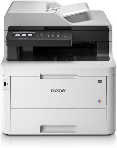 Brother Farblaser-Drucker »MFC-L3770CDW 4in1 Multifunktionsdrucker«