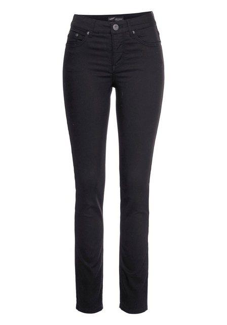 Hosen - Arizona Skinny fit Jeans »Shaping« High Waist › schwarz  - Onlineshop OTTO