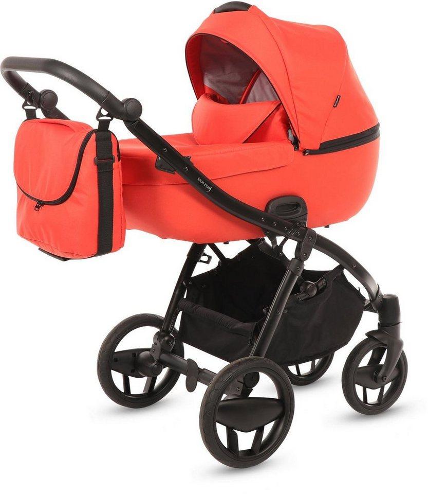 Knorr-baby Kombi-Kinderwagen Set,  Piquetto, tropaz  online kaufen