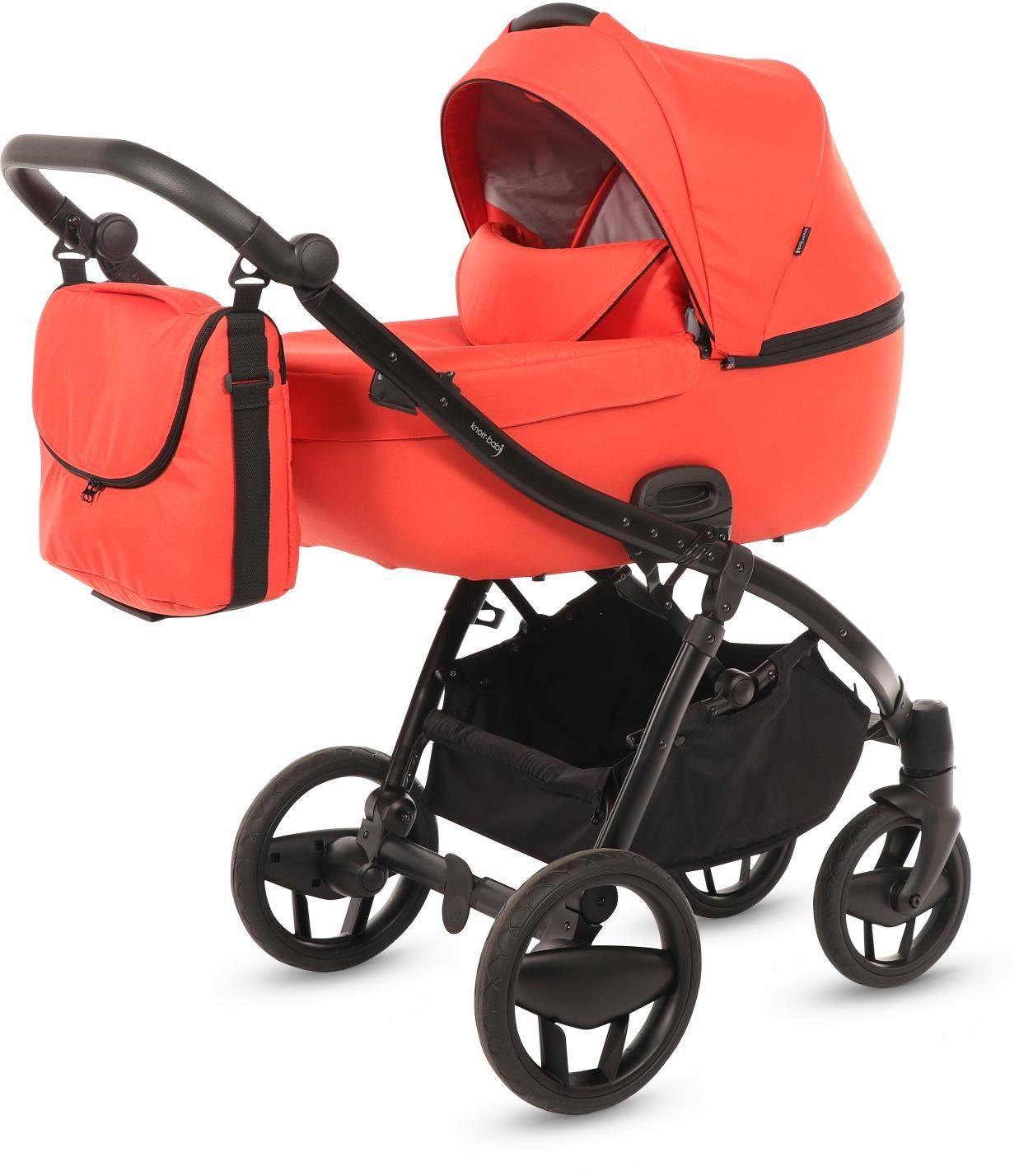 knorr-baby Kombi-Kinderwagen Set, »Piquetto, tropaz«