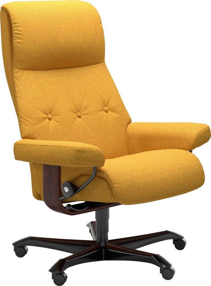 Stressless Relaxsessel Sky Mit Home Office Base Gestell Braun Online Kaufen Otto