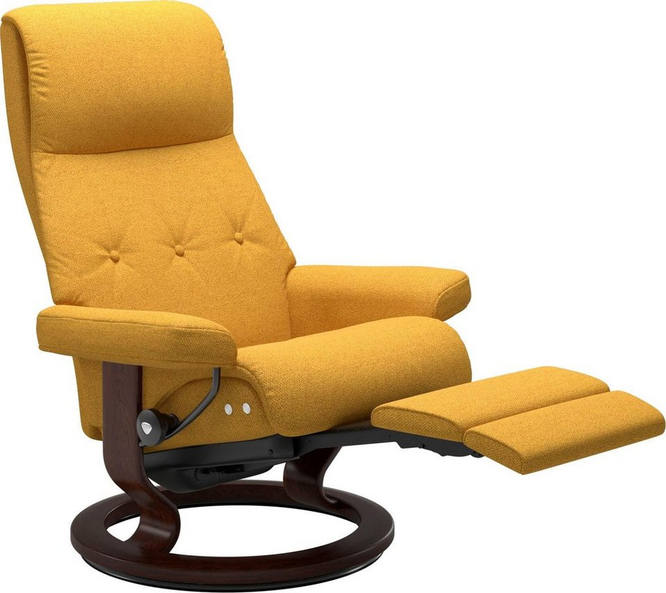 Stressless Relaxsessel Sky Mit Classic Base Und Legcomfort Grosse M Gestell Braun Online Kaufen Otto