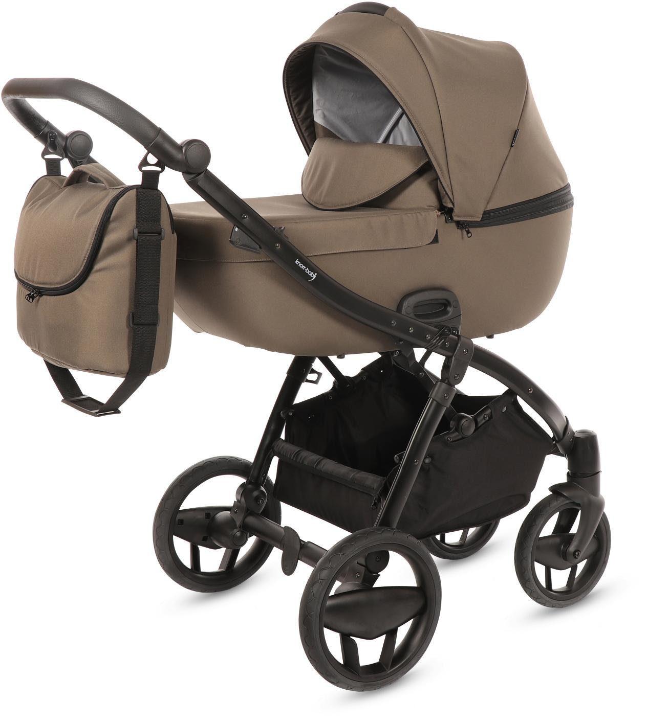 knorr-baby Kombi-Kinderwagen Set, »Piquetto, oliv«