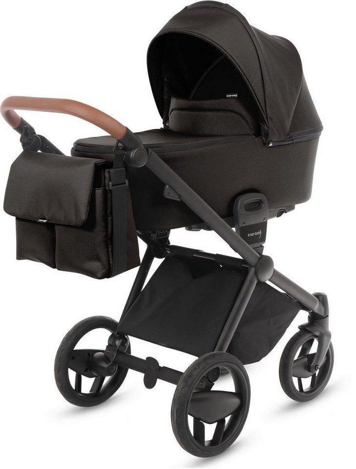 knorr baby kombi kinderwagen set life black line. Black Bedroom Furniture Sets. Home Design Ideas