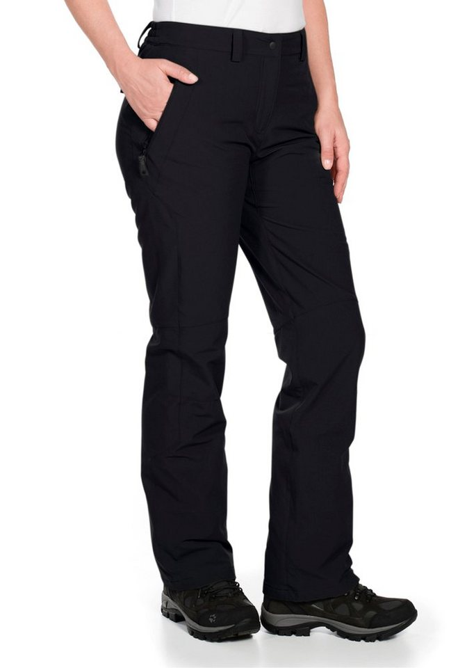 Jack Wolfskin Softshellhose »ACTIVATE WINTER PANTS WOMEN«