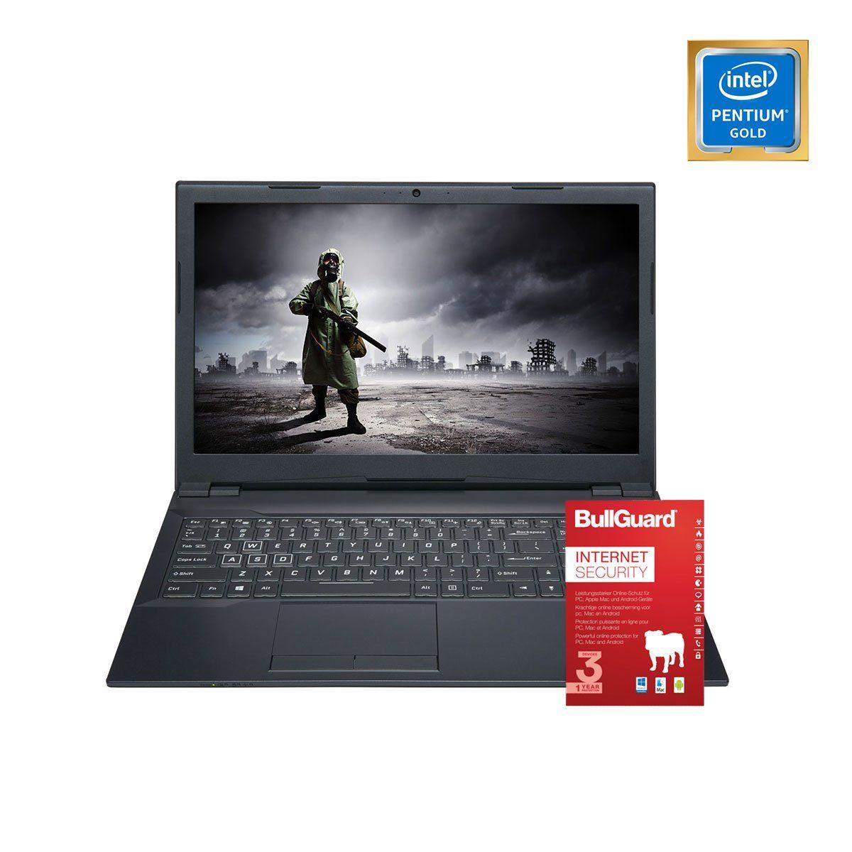 ONE GAMING Notebook, Pentium Gold G5600, GeForce MX150, 8GB DDR4 RAM »NB 44736«