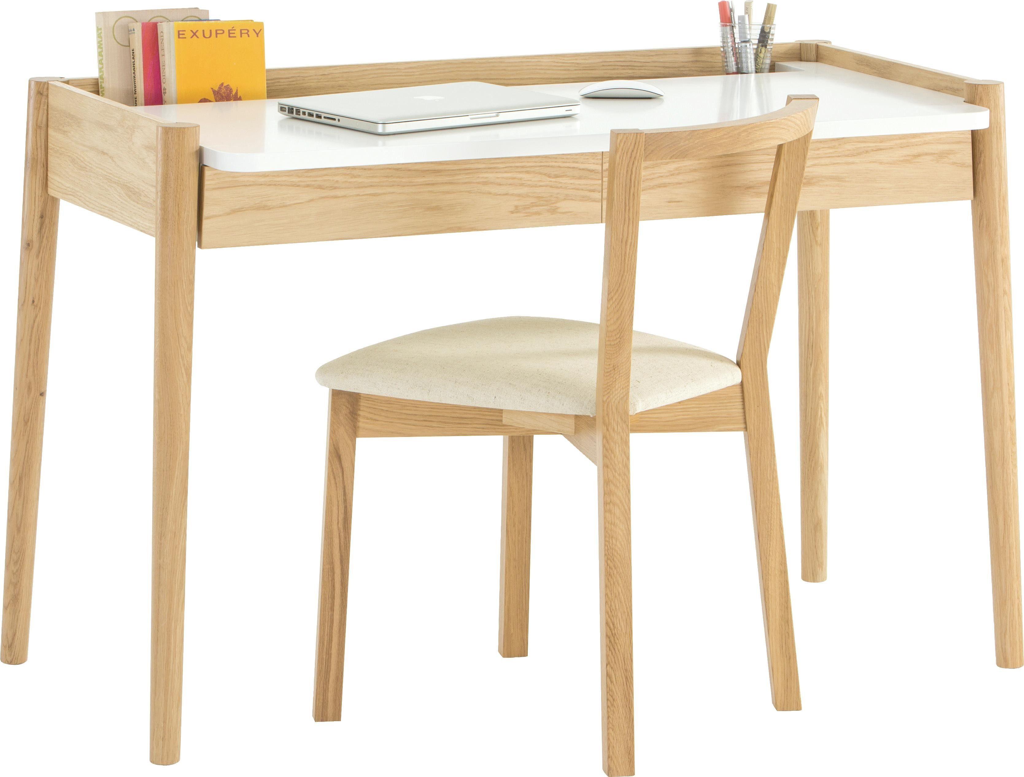 Woodman Schreibtisch »Feldbach« im schlichten skandinavischen Design