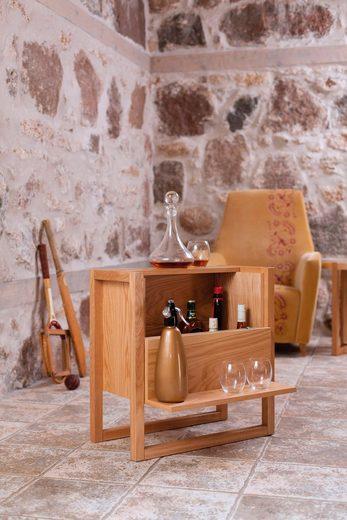 Woodman Barschrank »New Est« Breite 60 cm, eine kompakte und vielseitige Ergänzung