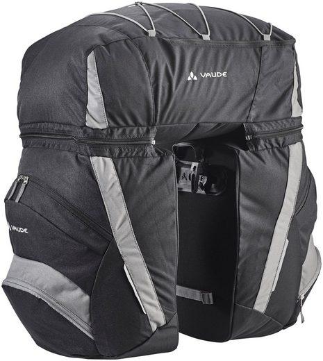 VAUDE Gepäckträgertasche »SE Traveller Comfort 2 Bike Bag«