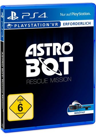 Astro Bot Rescue Mission VR