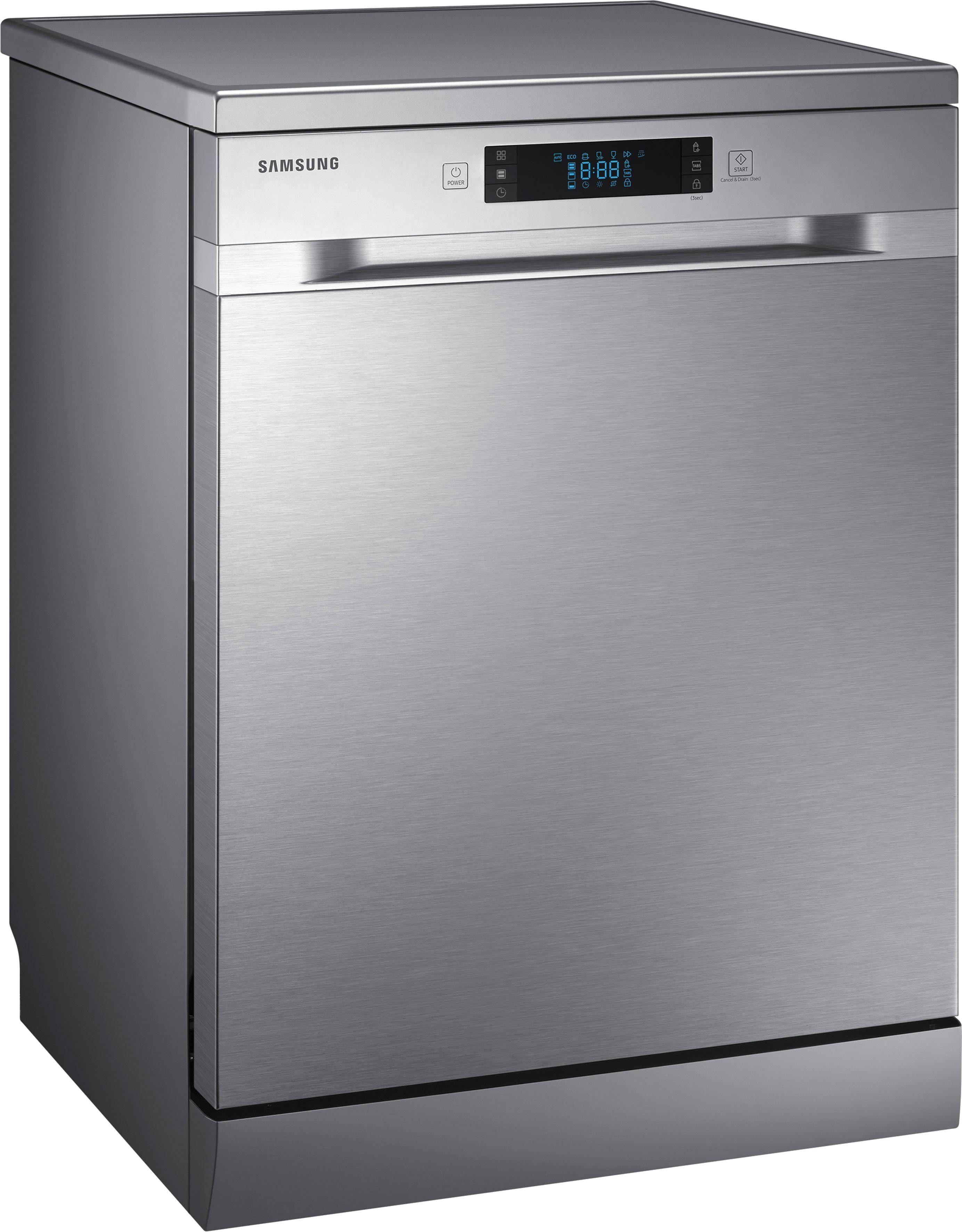 Samsung Standgeschirrspüler DW5500, DW60M6050FS/EC, 10,5 l, 14 Maßgedecke