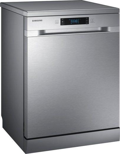 Samsung Standgeschirrspüler DW5500, DW60M6050FS, 10,5 l, 14 Maßgedecke, Besteckschublade