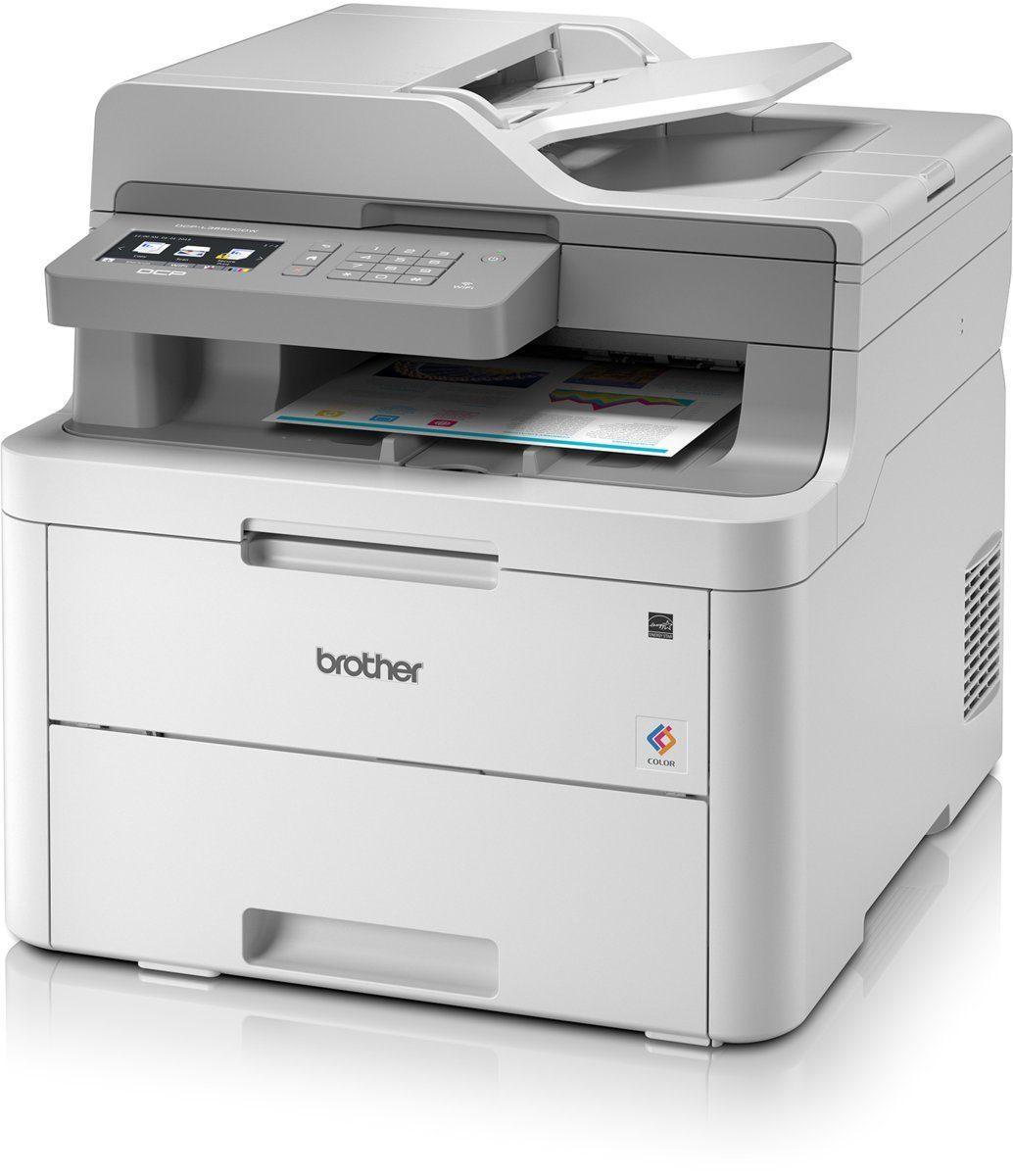 Brother Farblaser-Drucker »DCP-L3550CDW 3in1 Multifunktionsdrucker«
