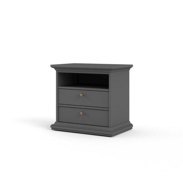 Nachttische - ebuy24 Nachttisch, Nachtkonsole »Venedig Nachttisch breite 2 Schubladen und 1 Raum«  - Onlineshop OTTO